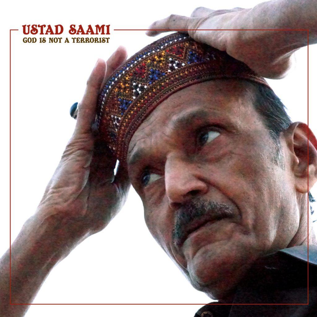 Вокладка альбома Устада Саамі, пакістанскага носьбіта старажытнай спеўнай навукі.